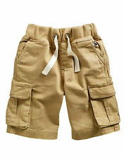 *BNWT* Joules Jnr Bob Boys Cargo Shorts - Sand - NEW FOR SS15