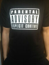 PARENTAL ADVISORY EXPLICIT TOP T-SHIRT