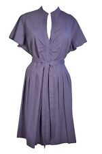 Tahari Plus Dresses Blue Structured Roma Size 24 Plus Retail $128