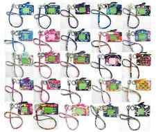 **NWT**Vera Bradley Zip Id Case and Lanyard (Multi Color Available)