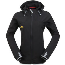 Hot Women Soft shell Jacket Winter Clothes Outdoor Sport Coat Camping Outwear