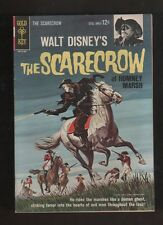 """1964 1st ISSUE """" THE SCARECROW """"   TV GOLD KEY  COMIC BOOK  HI - GRADE !"""