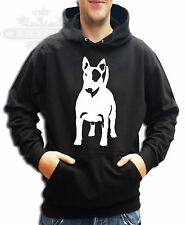 ENGLISH BULL TERRIER HOODIE,HOODY, S M L XL XXL
