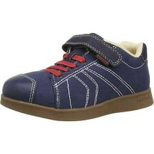 Pediped Flex Jake Navy Textile Casual Shoes