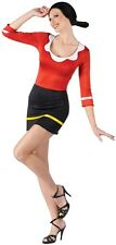 Popeye Sexy Olive Oyl Adult Womens Costume