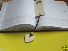 PLAIN PLY WOOD BOOKMARK READY TO DECORAGE  MAKE IT PERSONALISED DECOUPAGE BN