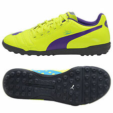 PUMA evoPOWER 4 TT J Junior Soccer Boots Youth Football Shoes 10296504