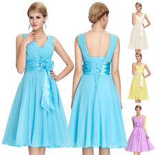 Short graduation dresses Bridesmaid Evening Semi Formal Prom Party Gowns Dresses