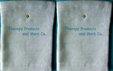 PAIR OF CONDUCTIVE KNEE PADS FOR MASSAGER/ARTHRITIS & NEUROPATHY PAIN RELIEF NEW