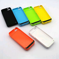 4200mAh External Power Bank Pack Charger Backup Battery Case for iPhone 5 5c 5s