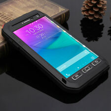 Armor Luxury LOVE MEI Metal Aluminum Case Cover For Samsung Galaxy Note Edge