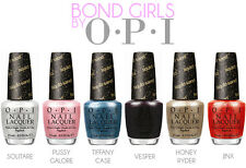 Brand New OPI THE BOND GIRLS 007 Liquid Sand Nail Polish Lacquer CHOOSE COLOR