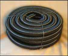 "1.25"" Non Kink PVC Corrugated Pond Tubing & Hose for Water Garden & Koi Ponds MM"