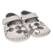 Little Blue Lamb Soft Sole Leather Shoes for Baby Girl Pre Walker First Walker