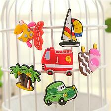 Cute Cartoon Animals Baby Early Education Toy Soft Fridge Magnetic Sticker Hot