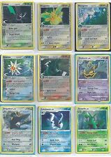 Choose your Rare Holo Pokemon Card From Different Sets