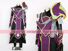 HOT New Dota 2 The Silencer Nortrom Sil cosplay costume Outfit Game Warcraft
