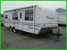 2003 Coachmen 241FK Front Kitchen Travel Trailer 24ft awning a/c heat dual axle