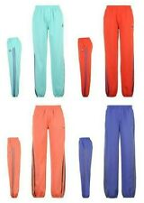 MENS LONSDALE CUFFED HEM JOGGING PANTS BOTTOMS ROYAL BLUE CORAL RED M L XL :1