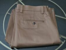 Docker's Men's Flat Front Dress Pants Black Beige, Brown,Cream Color's Available