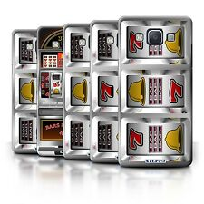 STUFF4 Back Case/Cover/Skin for Samsung Galaxy A5/A500/Slot Machine