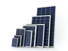 5W - 100W 18V  Solar Panel PV Module Photovoltaic Generator Sun Power Collector
