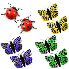 NEW 2 x Large Hanging Decorative Garden Wall Ornament Home Outdoor