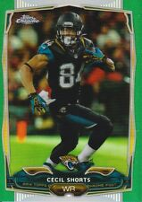 2014 Topps Chrome Green Refractors Complete Your Set!!