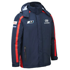 NOW WITH 15% OFF:  Hyundai Heavyweight Jacket Rally Coat Mens Ladies