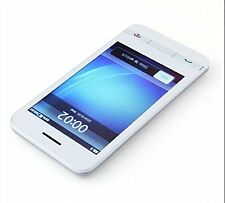 4 Inch Quad Band Dual SIM Bluetooth Camera FM GSM Cheap Touch Phone H-Mobile