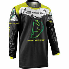 Thor MX 2015 Phase Youth Pro Circuit Dirt Bike BMX MTB Motocross Kids Jersey