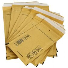 Bubble Mailers Self Seal Kraft Padded Envelopes Shipping Bags Packing Post