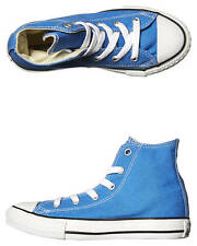 New Converse Kids Chuck Taylor All Star Seasonal Hi Shoe Blue