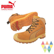 Puma Safety Shoes - Scuff Caps NULLARBOR Wheat 630367 AUTHORISED DEALER