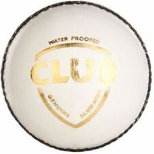 SG Club White Cricket Ball(Pack of 1) with best price;Water-proof