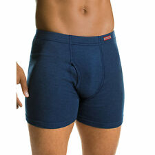 Hanes Men's TAGLESS Boxer Briefs with ComfortSoft Waistband 5-Pack 7460Z5