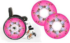 Wheelchair Spoke Guard Skins  SOFIA Custom Design Personalised Kids & Adult