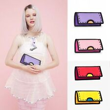 Fashion 3D Jump Style 2D Drawing From Cartoon Paper Comic  Messenger Bag  wallet