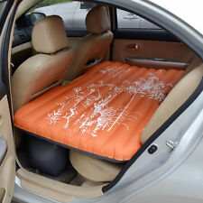New Air Mattress Car Inflatable Bed Self Driving Travel Cot Auto Seat bed Cover