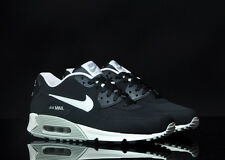 Hot  Nike Air Max 90 suede running men shoes sales black sale