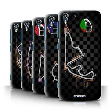 STUFF4 Back Case/Cover/Skin for HTC Desire Eye LTE/2014 F1 Track