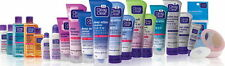 clean & clear action mosturisor / lotion / daily wash,  scrub / deep cream wash