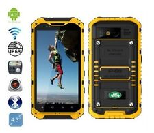 "REAL IP68 8G LANDROVER A9 4.3"" QHD SCREEN rugged smartphone outdoors tough guy"