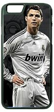 Custom REAL MADRID CRISTIANO RONALDO Phone Case/Cover iPhone Samsung LG HTC SONY