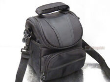 V91a Waterproof Carrying Camera Camcorder Case Cover Shoulder Bag for CANON