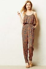 NWT Anthropologie Curieuse Jumpsuit by Lilka Large