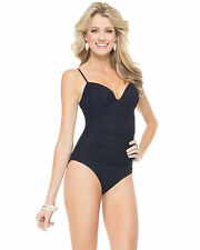 Spanx, Women's Shapewear, Shirred Genius Push-Up One-Piece 1732