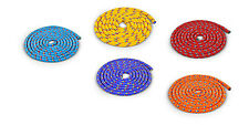 HAEST PREMIUM SET - Five Skipping Ropes - 3 M - Red Blue Yellow Green Orange