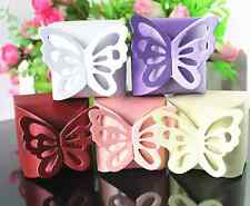 10pcs Butterfly Party Wedding Favor Gift Candy Bomboniere Boxes Baby Shower
