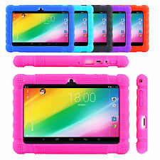 For 7 inch Google Android A13 A23 A33 Q8 Tablet PC Soft Silicone Case Cover Skin